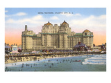 Hotel Traymore, Atlantic City, New Jersey Kunstdrucke