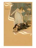 Scene from Tosca Print