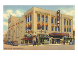 Kimo Theater, Albuquerque, New Mexico Prints