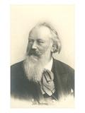 Johannes Brahms Kunstdrucke