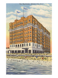 Mayflower Hotel, Atlantic City, New Jersey Prints