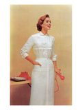 Nurse Fashions, Retro Prints