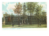 Nassau Hall, Princeton University, New Jersey Posters