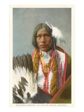 Montera Cabezon, Apache Indian Print
