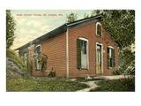Jesse James' House, St. Joseph, Missouri Prints