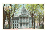 State Capitol, Concord, New Hampshire Prints