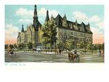 City Hall, St. Louis, Missouri Art