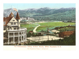 Ammonoosuc Valley, Bretton Woods, New Hampshire Posters