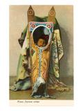 Kiowa Papoose Poster
