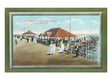 Bathing House, Ocean City, New Jersey Posters