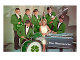 Shamrock, Sixties High School Rock Band Prints