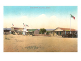 Main Street, Tijuana, Mexico Print