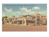 La Fonda Hotel, Santa Fe, New Mexico Art