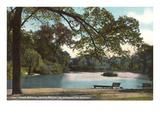 Hanscom Park, Omaha, Nebraska Posters