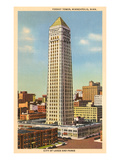 Foshay Tower, Minneapolis, Minnesota Prints