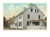 Aldrich House, Portsmouth, New Hampshire Prints
