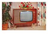 Console TV, Retro Prints