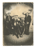 Photograph of Mariachis Prints