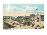 Union Station, Omaha, Nebraska Posters