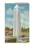 Foshay Tower, Minneapolis, Minnesota Poster
