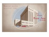 Miller & Paine Department Store, Lincoln, Nebraska Posters