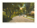 Kenwood Parkway, Minneapolis, Minnesota Prints