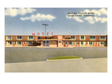Holiday Village Motel, Grand Rapids, Minnesota Prints