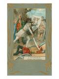 Scene from Wagner's Lohengrin Prints