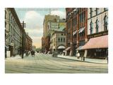 Ottawa Street, Grand Rapids, Michigan Kunstdrucke