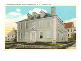 Wentworth-Gardner House, Portsmouth, New Hampshire Poster