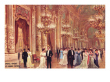 Paris Opera House Prints
