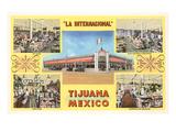 Curio Emporium, Tijuana, Mexico Art
