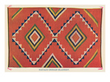 Navajo Blanket Print