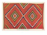 Navajo Blanket Poster