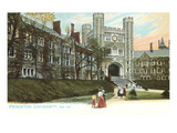 Blair Hall, Princeton University, New Jersey Poster
