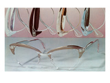 Assortment of Eyeglasses Posters