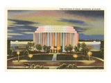 Ford Rotunda, Dearborn, Michigan Prints