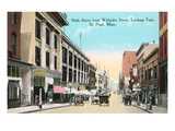 Sixth Street, St. Paul, Minnesota Prints
