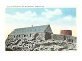 Old Tip Top House, Mt. Washington, New Hampshire Prints