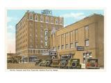 Hotel Yancey, North Platte, Nebraska Poster