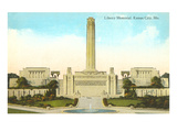 Liberty Memorial, Kansas City, Missouri Prints