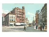 Monroe Street, Grand Rapids, Michigan Prints