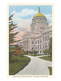 State Capitol, Helena, Montana Art