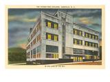 Citizen-Times Building, Asheville, North Carolina Posters