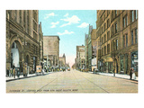 Superior Street, Duluth, Minnesota Poster