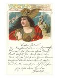 Brunhilde Print
