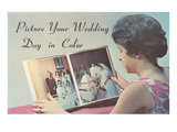 Advertisement for Wedding Photography Posters