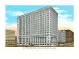 Northwestern Bank Building, Minneapolis, Minnesota Print