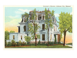 Governor's Mansion, Jefferson City, Missouri Art