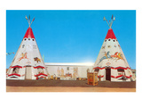 Tepees Prints